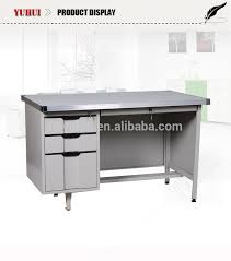 metal office desks. luoyang cold rolled steel office desk metal frame table desks