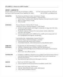 Sample Resume Mechanical Engineer Inspiration Entry Level Civil Engineering Resume Examples Template Gallery Of