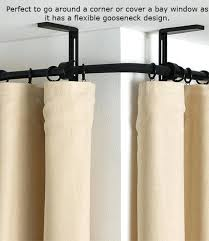 ikea curtains and rods ikea shower curtain rod review pictures inspirations
