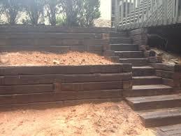 retaining walls landscaping retaining