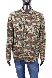 Details About River Island Mens Jacket Classic Cammo Size M