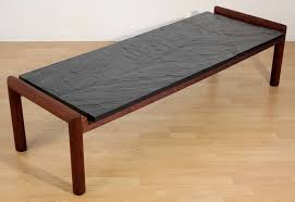 slate top coffee table at 1stdibs with shelf adrianpearsalltabl full size of