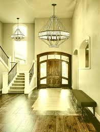 2 story foyer chandelier. Chandelier 2 Story Foyer Lights Lighting Low Ceiling Entry Contemporary Ideas Small Entryway Modern Photos T