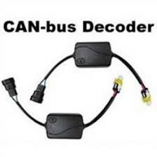 can bus error hid decoders installing hid conversion kit canbus decoder warning canceller hid xenon kit