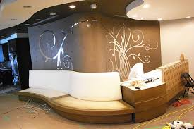 office wallpapers design 1. Interior Design Wall Decor Perfect 1 Art Mirror Show Room Office 04 Wallpapers