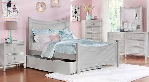 Full Size Teenage Bedroom Sets 4 5 6 Piece Suites White Full Size ...