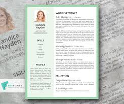 Free Resume Templates 2015 The Cognizant Candidate Professional Free Resume Template