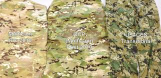 Ocp Pattern Stunning US Army Phase IV Baseline Patterns Will The Army Have To Settle