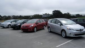 2012 Toyota Prius V first drive - Roadshow