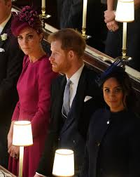Meghan markle at princess eugenie's wedding. Celebrity Entertainment Prince Harry And Meghan Markle Return To Their Wedding Venue For Princess Eugenie Popsugar Celebrity Photo 28
