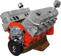 BluePrint Engines Pro Series Chevy 632 C.I.D. 815HP Base Crate ...