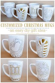 customized mug an easy diy gift idea