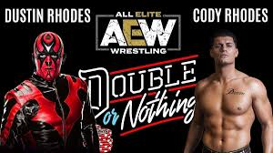 Goldust leaves WWE; To face Cody Rhodes at Double or Nothing - ITN WWE