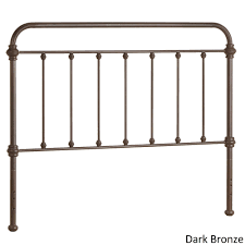 Giselle Antique Graceful Victorian Metal Headboard by iNSPIRE Q Classic -  Free Shipping Today - Overstock.com - 23429578