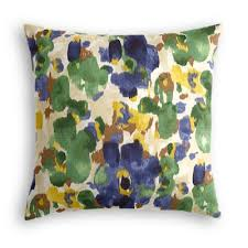blue and green throw pillows. Blue And Green Throw Pillows A