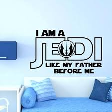 star wars wall decal star wars wall star wars wall decal i am a like my