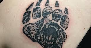 Tribal bear paw tattoo design by devourerjack on deviantart. 13 Bear Claw Tattoo Designs Ideas Design Trends Premium Psd Vector Downloads