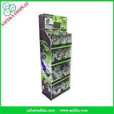 Mac Cosmetics Display Stands For Sale Impressive 32 Tiers Point Of Sale Merchandising Cardboard Display Shelf Makeup