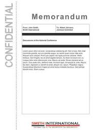 Confidential Memo Template Unique Memo Format [Bonus 48 Memo Templates]