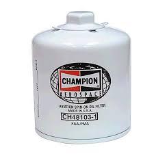 Champion Aircraft Oil Filter Ch48103 1