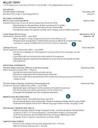 Resume Services Cincinnati A Stay At Home Mom Resume Sample For ...