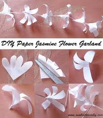 Paper Flower Garlands 11 How To Make Paper Garland