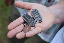 Dog Tags Possible Remains Of Wwii Soldier Found On Island