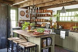 Rustic Farmhouse Kitchen Pictures Abiroco