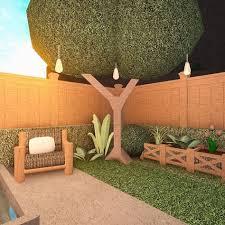 13 bloxburg outdoor ideas modern