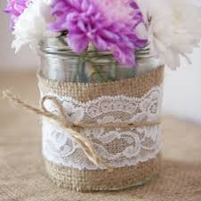 Decorate Jam Jars 60 ways to decorate jam jars weddinggawker 33