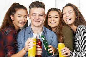 Party Teenagers And Royalty 73165620 Drinking Of Picture At Group Free Image Image Stock Alcohol Photo