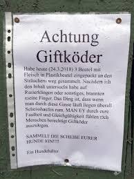 Giftköder Alarm In Berlin Neukölln Passt Auf Eure Hunde Auf