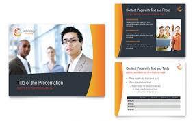 Microsoft Word Presentation Template Word Business Presentation Templates Thelasermax Com