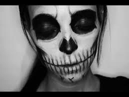 makeup zombie boy skull inspiration