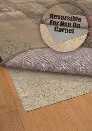 10x14 solo rug pad reversible non slip slip slip skid approx 9 10 x 13 8 c27ab1