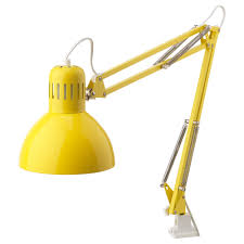 Tertial Work Lamp With Led Bulb Yellow In 2019 For An Office