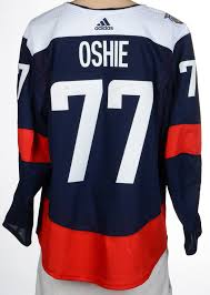 Auctions Nhl Series T Stadium Game-worn Oshie Washington Capitals j - 2018 Jersey cbabdaee|2019 Draft Diary