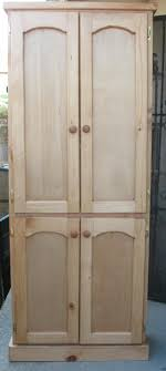 Wooden Storage Cabinets With Doors Tall Wood Storage Cabinets With Doors Best Home Furniture Decoration