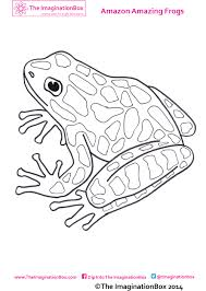tree frog template twenty frog crafts for leap year u create