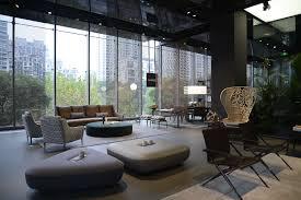 CitterioViel Partners Shape BB Italia's Shanghai Debut Stunning Interior Design Shanghai