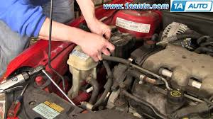 how to install replace broken radiator overflow bottle bu how to install replace broken radiator overflow bottle bu alero grand am 1aauto com