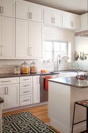 black and white kitchen rug  kitchens design