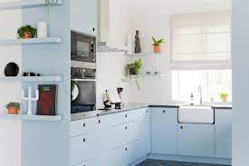 The Smartest Small Kitchen Ideas For When Space Is Tight But Style Is Everything Livingetc