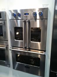 French Door french door range photographs : Easylovely French Door Double Wall Oven On Amazing Home Decorating ...