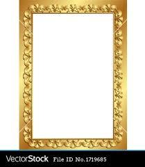 gold frame border vector. Contemporary Gold Gold Frameframeframe Borderphoto  Intended Frame Border Vector G