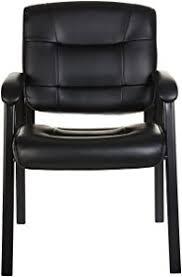 guest chair. AmazonBasics Guest Chair, Black Chair