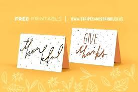 Printable Thanksgiving Cards Thanksgiving Recipe Card Template Free Thanksgiving Card