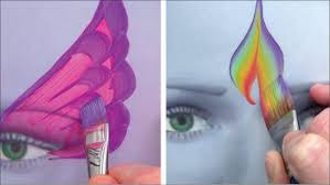 perfect practice with 5 awesome brushes face painting made easy part 4 you