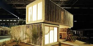 Two Story Living Room Curtains Two Story Modular Homes Living At Prefab Home Container Prefab