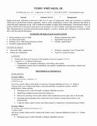 Sample Objective For Resume Entry Level 24 Best Of Entry Level Resume Objective Examples Resume Templates 23